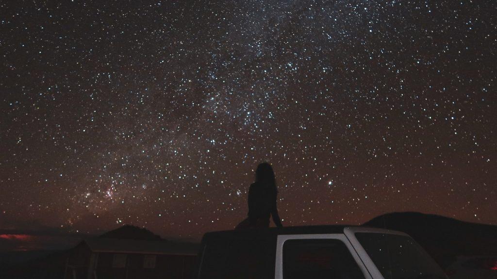 Stargazing Big Island Itinerary