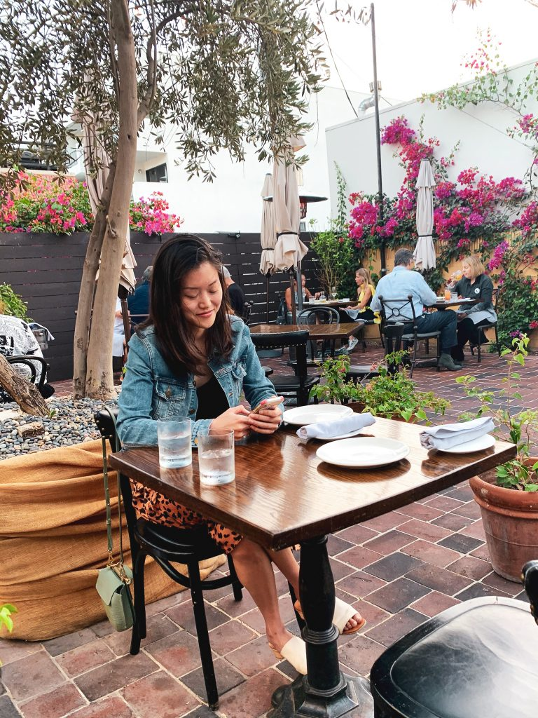 AOC in Beverly Hills Los Angeles